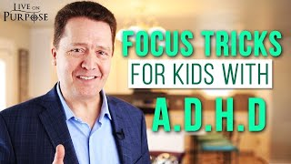 How To Get A Kid With ADHD To Focus