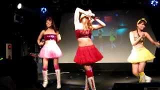 """名古屋のアイドル!セクシーヒロイン! 「SACRA*Hips」は現役モデル5名による、ももクロコピーユニット。 通称""""ももじりちゃん""""による2ndライブの..."""