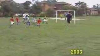 2003 - Game vs Pagewood - Clip 1