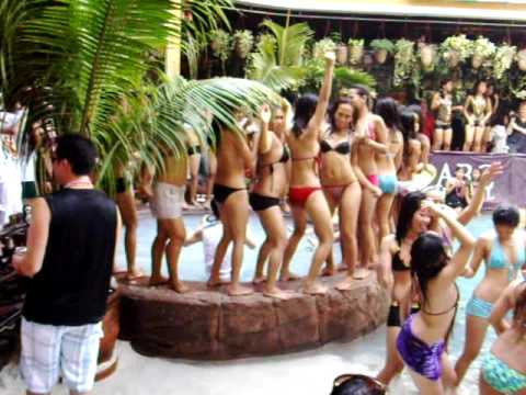 Abc Hotel Pool Party