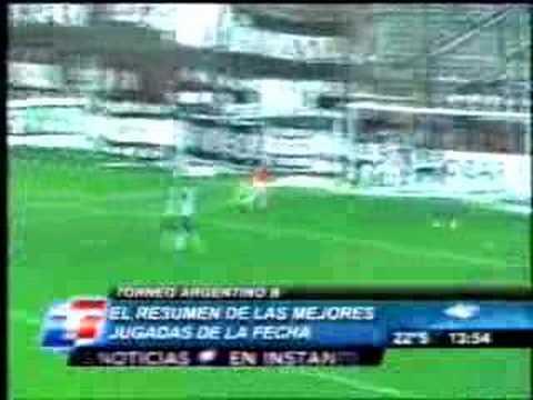 Mandiyu 3 - For Ever hijos 0 (TN Deportivo)