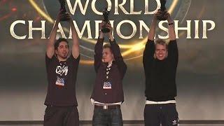 3 Amigos vs Bleached Bones Extreme Match Mop 2014 finals!!