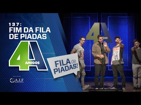 FILA DE PIADAS - FIM DA FILA DE PIADAS - #137