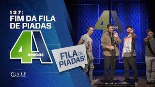 FILA DE PIADAS - FIM DA FILA DE PIADAS - #137 thumbnail