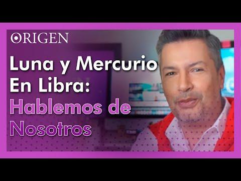 Luna y Mercurio en Libra: Hablemos de Nosotros - Canal Origen