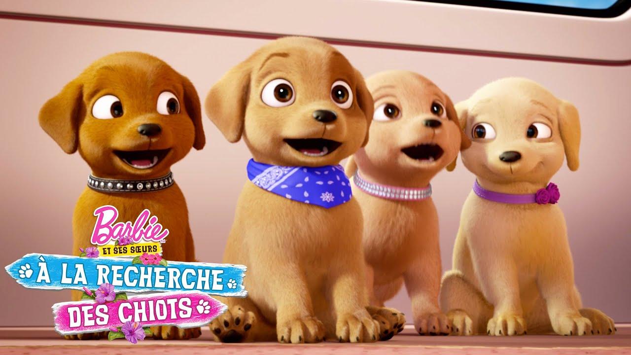 Cute Princess Cartoon Wallpapers Aire De Jeux Pour Chiots Barbie Et Ses S Urs 224 La