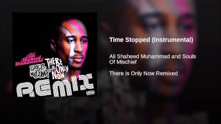 Time Stopped (Instrumental)