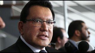 Félix Moreno decidió allanarse a investigación por Caso Odebrecht
