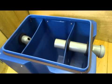 Обзор: Жироуловитель под мойку ТЕРМИТ 0,5-25 (сепаратор жиров)