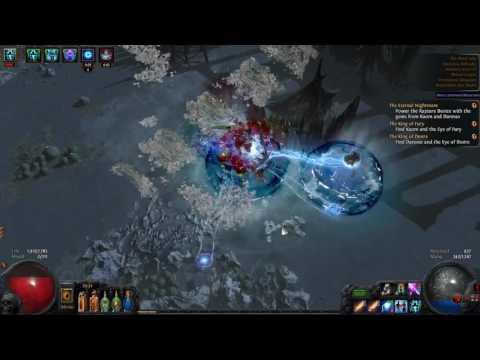 Doomfletch Inquisitor Build Poe