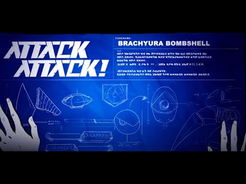 "Attack Attack! release new song/video ""Brachyura Bombshell"""