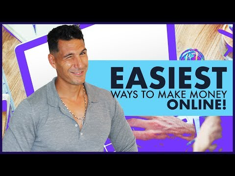 Starting An Online Business #3 - The Best & Easy Ways To Make Money Online