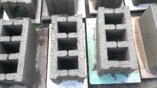 Самодельный станок для шлакоблока своими руками (производство шлакоблоков в домашних условиях)(, 2016-05-06T16:02:10.000Z)