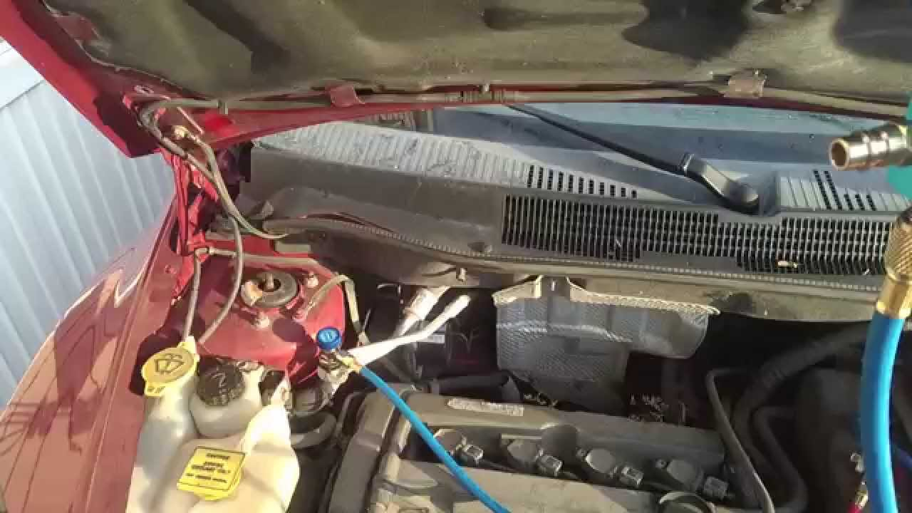 2010 Dodge Avenger Fuse Box 2007 Dodge Caliber Ac Servicing Rant Youtube