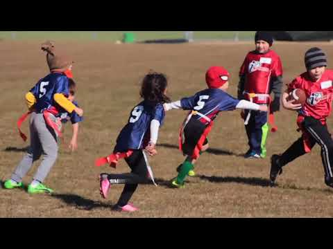 i9 Sports: Football and Soccer Player Highlights