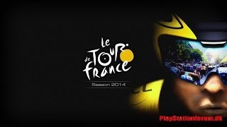 Tour De France 2014 - PS4 - Big Thights Trophy With Peter Sagan