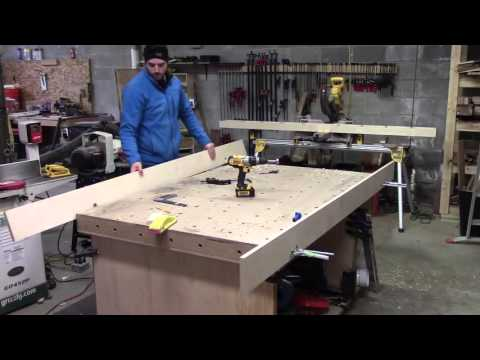 006  How to Construct a Router Sled for milling large boards
