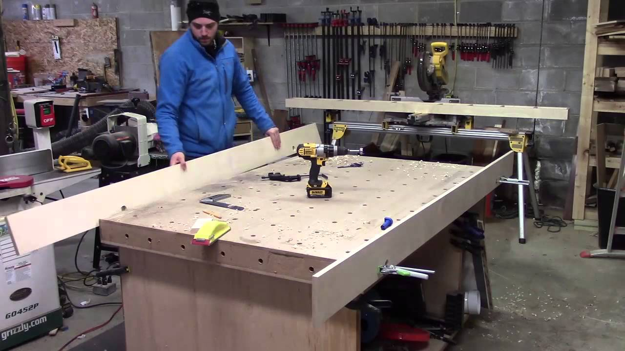 006 How To Construct A Router Sled For Milling Large