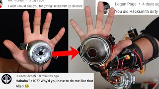 making people Mad bỳ fixing other YouTuber's Inventions