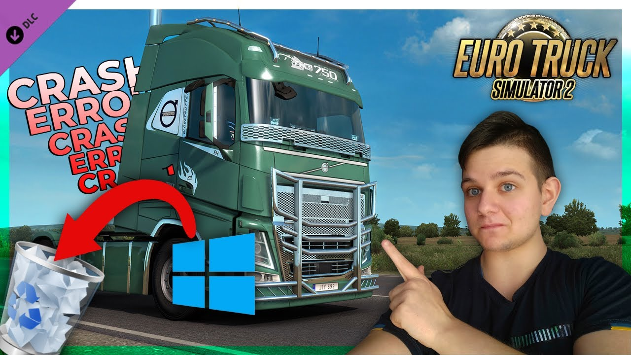 👉Euro Truck Simulator 2: New Volvo FH Tuning Pack Review and Road Trip [BG]