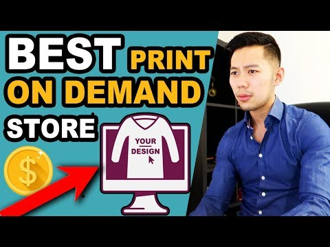 How To Run a SUCCESSFUL Print on Demand Store – ONE SIMPLE TRICK thumbnail
