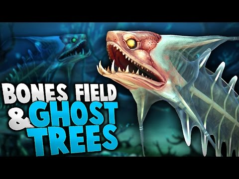 Subnautica - BONES FIELD & GHOST TREES UPDATE | Subnautica Early Access Gameplay