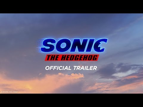Sonic The Hedgehog   Trailer 1   Paramount Pictures International