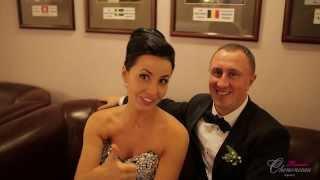 Отзыв об агентстве Шенонсо. Свадьба Людмилы и Павла 31 августа 2013 года.
