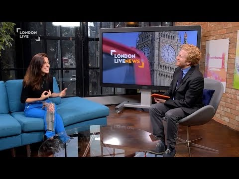 London Live TV Interview: Classical pianist, AyseDeniz performs in the capital