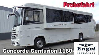 Concorde Centurion 1160 / womoclick.de
