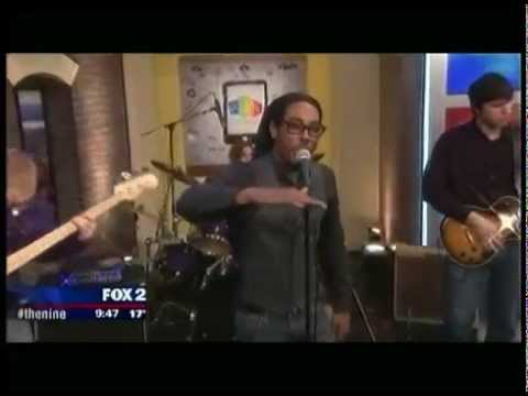 Soul Divide performing Tell The World on Fox2 News Detroit