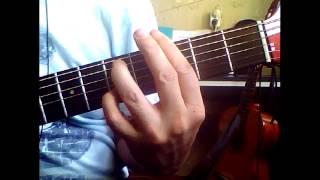 Романс - Белой акации гроздья Аккорды на гитаре Dm