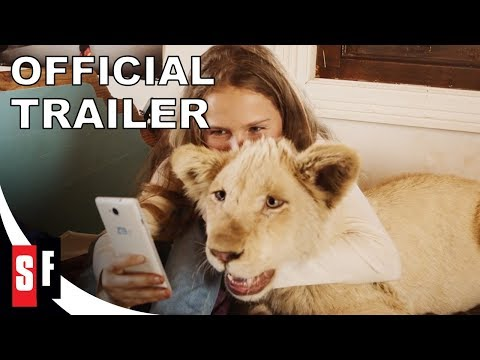 Mia And The White Lion (2019) - Official Trailer (HD)