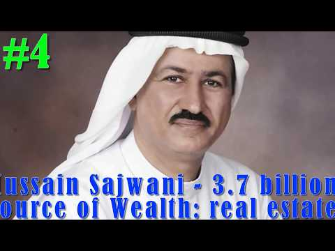 Top 5 Richest People in United Arab Emirate