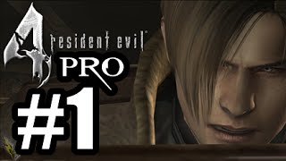 Resident Evil 4 Remastered Professional #1 - Welcome Back!