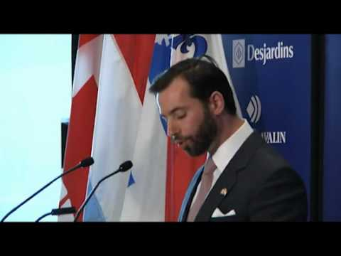 SAR le Grand-Duc héritier Guillaume de Luxembourg