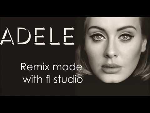 Adele - Hello Emotional Instrumental Remix
