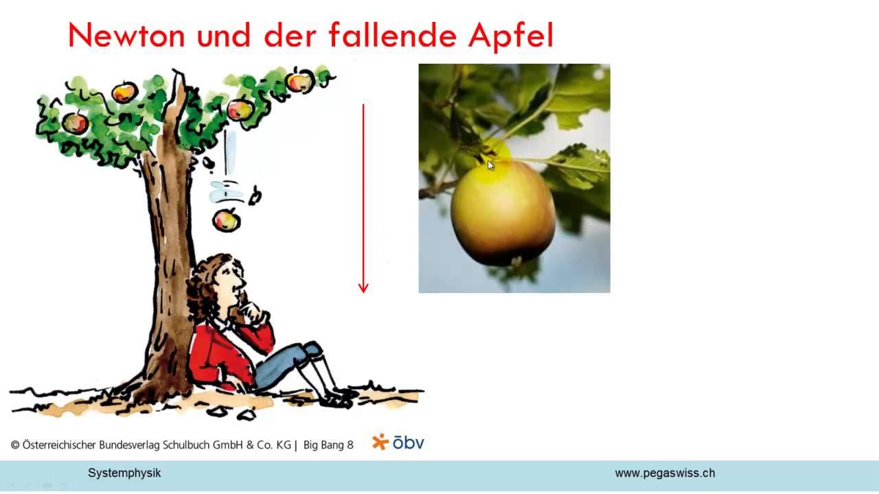 Isaac Newton Apfel