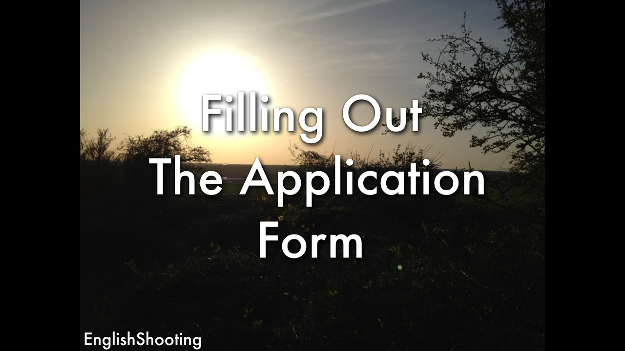 filling out an sgc or fac application complete guide filling out an sgc or fac application complete guide