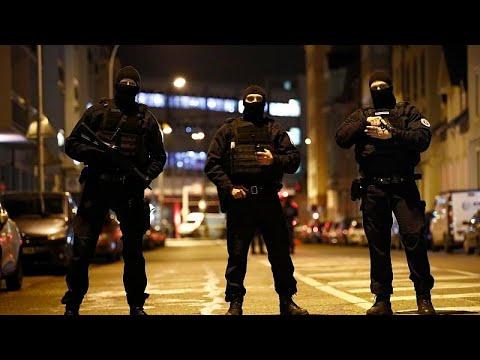 Abatido suspeito de ataque em Estrasburgo