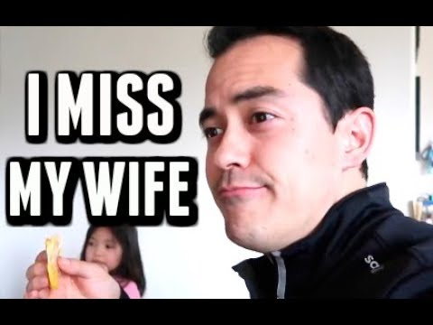 I MISS MY WIFE - February 04, 2018 -  ItsJudysLife Vlogs