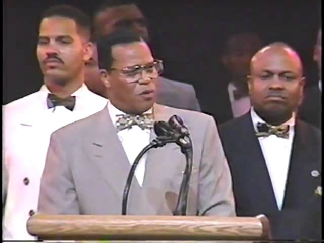Minister Farrakhan & Betty Shabazz: A New Beginning