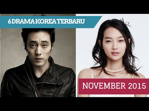 6 Drama Korea Terbaru November 2015