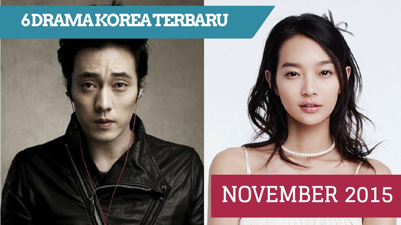 6 Drama Korea Terbaru November 2015