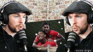 Rashford & Martial are what Arsenal fans think Aubameyang & Lacazette are! Arsenal v Man Utd Preview