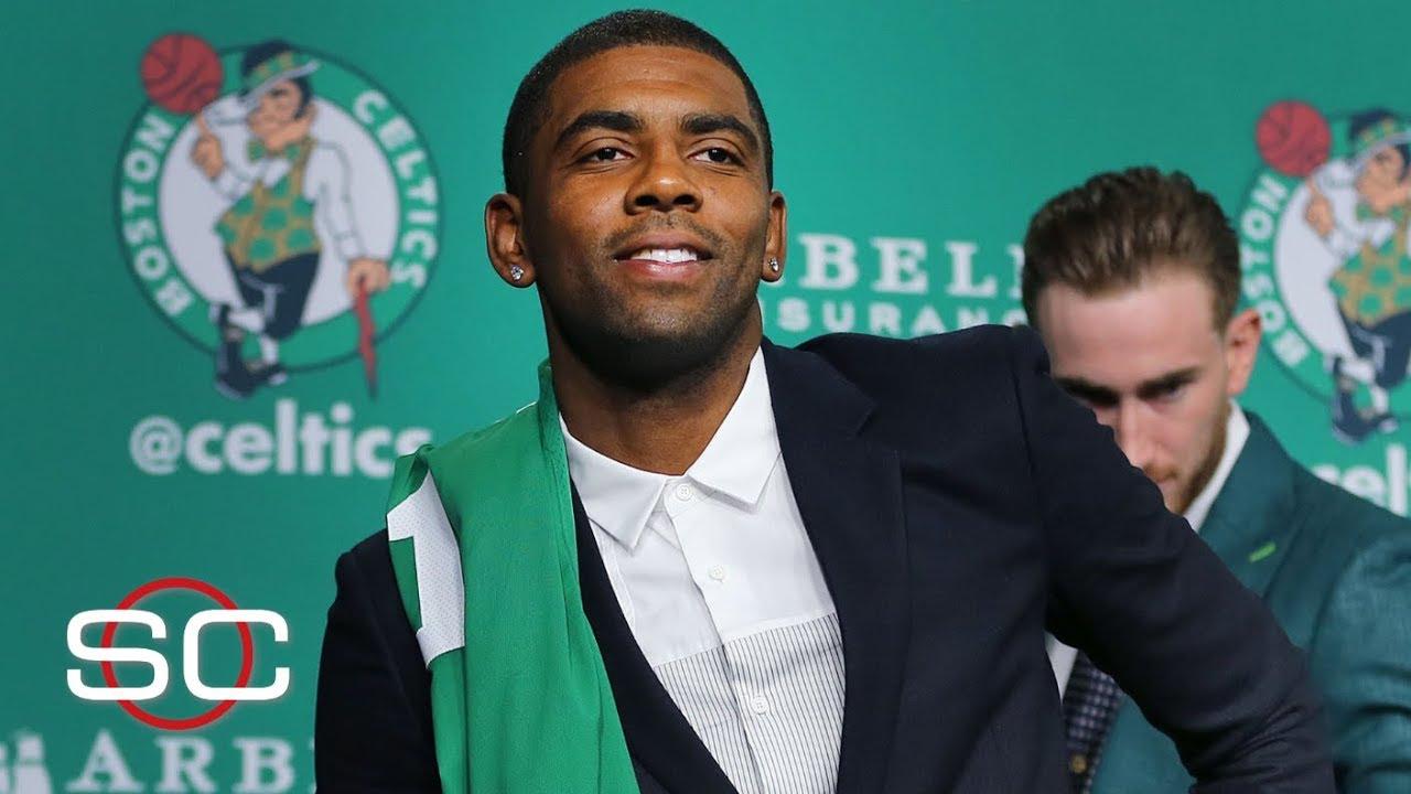 46060e0a0e32 Stephen A. Smith Reacts To Cavaliers Trading Kyrie Irving To Celtics ...