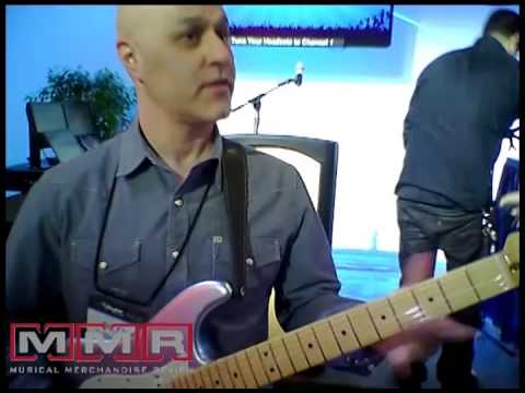 New Fender Stratocaster Models for 60th Anniversary at NAMM 2014