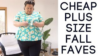 Cheap Plus Size Fall Clothes From Amazon