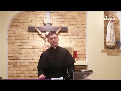 Pallotyński komentarz // ks. Leonid Jaroszyński SAC // 12.12.2020 //