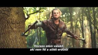 Hófehér és a vadász [2012] magyar feliratos előzetes (pCk)